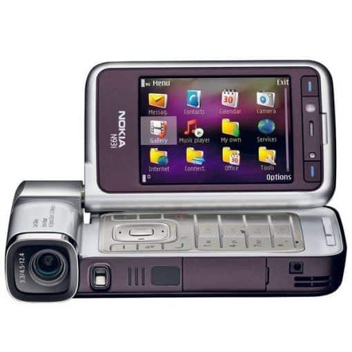 Nokia N93 Symbian Telefon