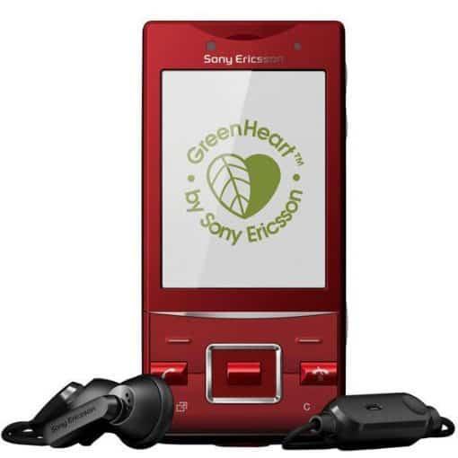 Sony Ericsson Hazel J20
