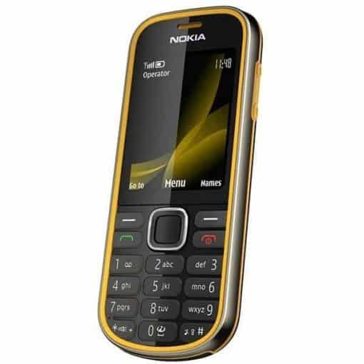 Nokia 3720 Classic Gul