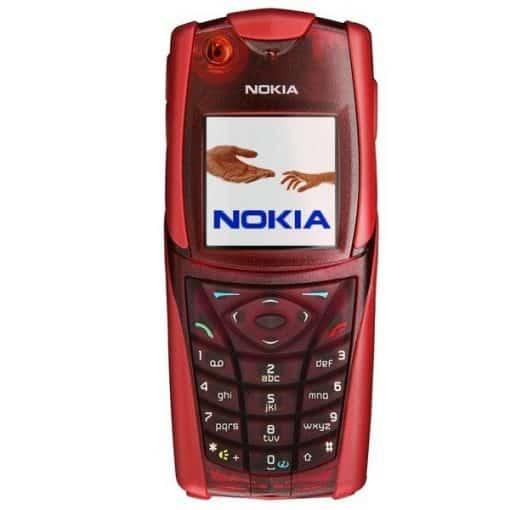 Nokia 5140i Röd