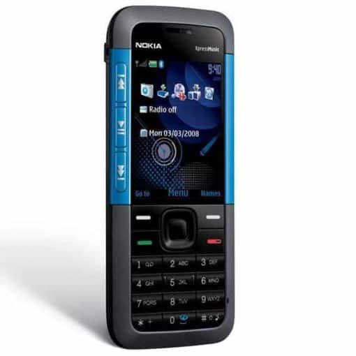 Nokia 5310i Xpressmusic Blå