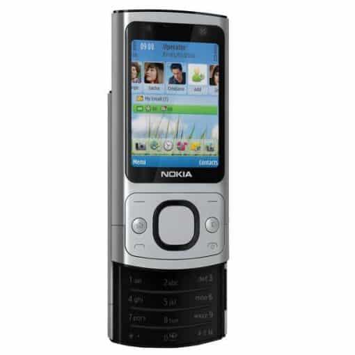 Nokia 6700 Slide Grå