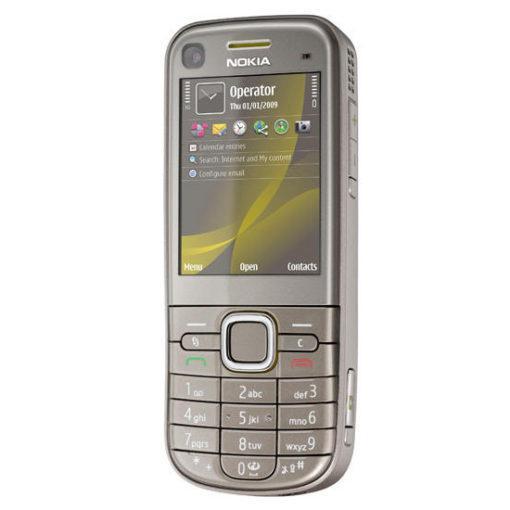 Nokia 6720 Classic Grå