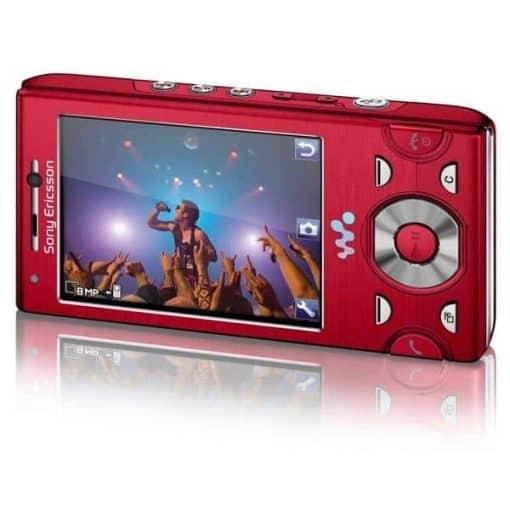 Sony ericsson w995 Röd