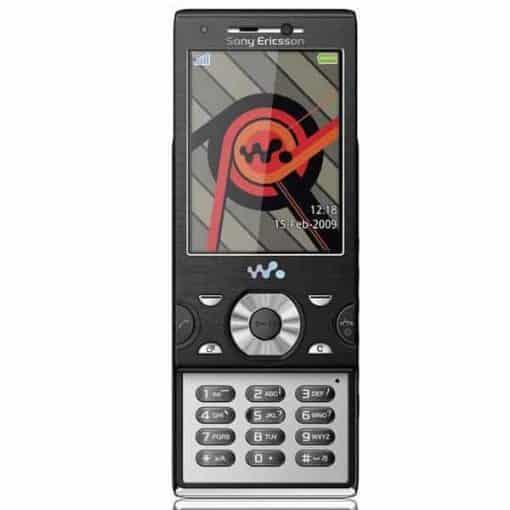 Sony ericsson w995 Svart